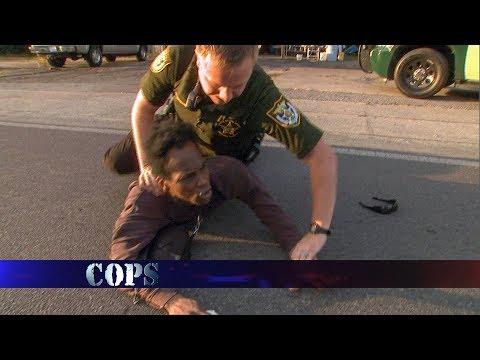 Mask of Fear, Deputy Matt Housam, COPS TV SHOW