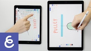 Using the Apple Pencil and real time collaboration with Explain Everything   Simple Machines