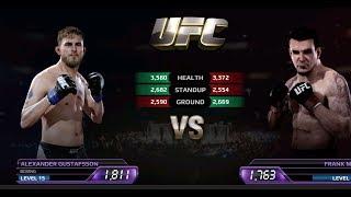 UFC EA Sports Boxing Alexander VS Frank Mir Gameplay