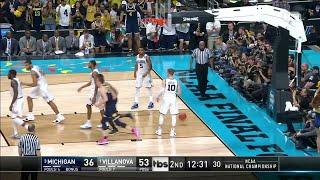 Michigan vs. Villanova: Game Highlights