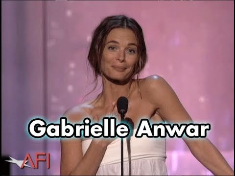 Gabrielle Anwar On Dancing With Al Pacino