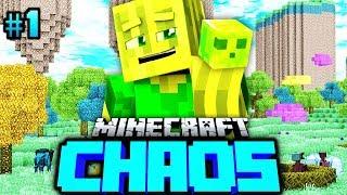 Das CHAOS TRIO ist ZURÜCK?! - Minecraft CHAOS #01 [Deutsch/HD]