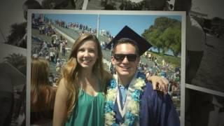 Graduation Photo Montage