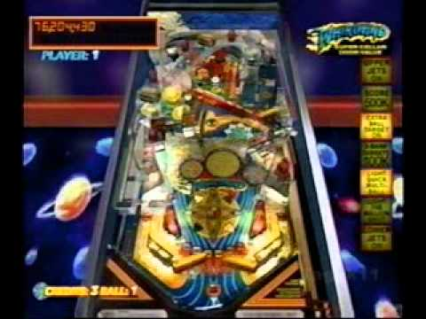 Pinball Hall of Fame - The Williams Collection - Whirlwind (144 Million Pts.)