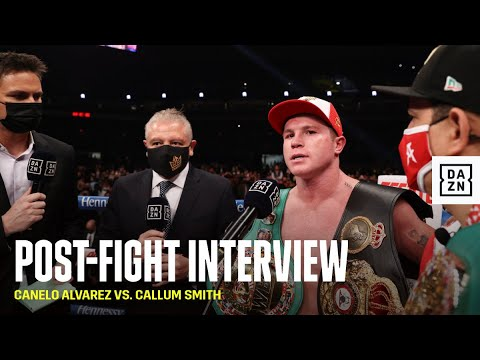 Canelo Talks Future Fights, Reacts To Becoming Four-Division World Champion