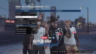 GTA 5 Online : [KOBK] vs [HSBG]