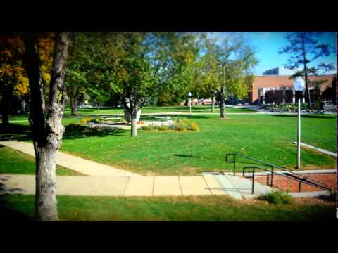 Autumn Day Timelapse from Augustana College - Sioux Falls, SD