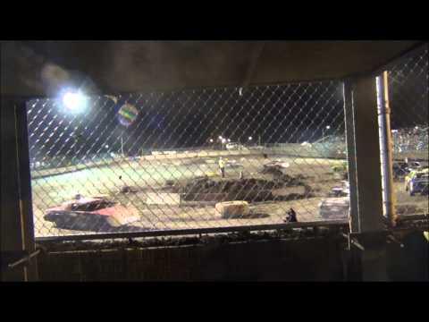 Warren County Speedway Prostock Main 9 26 15