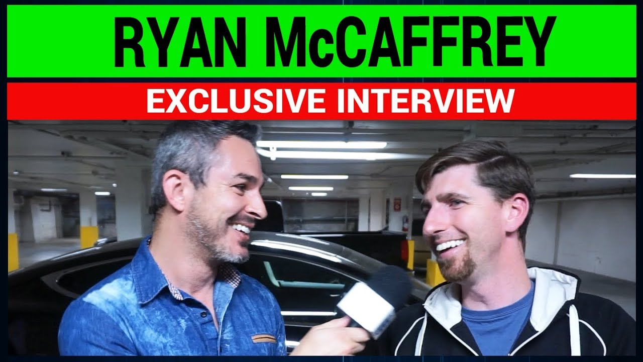 My Interview with Ryan McCaffrey of Ride the Lightning Podcast