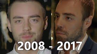 Murat Dalkılıç Müzik Evrimi 2008 - 2017 Videografi 2