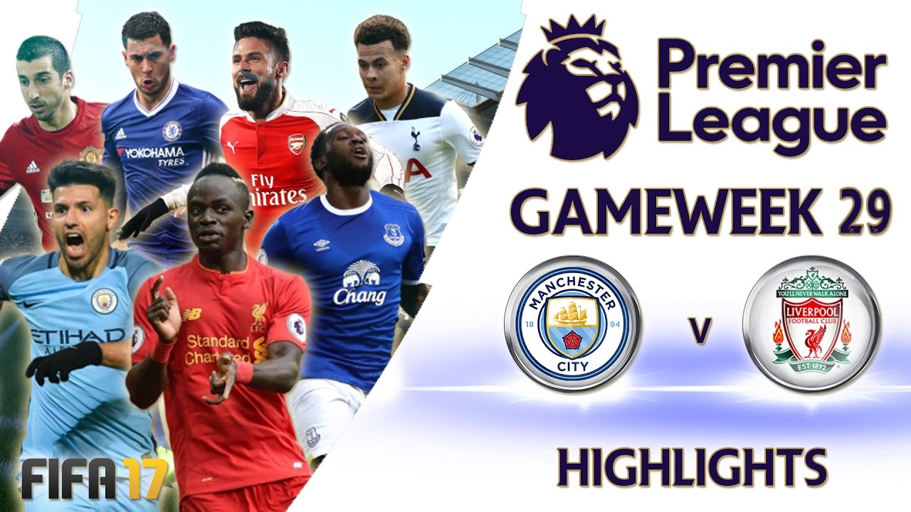 Image Result For Liverpool Vs Man City Video Highlights