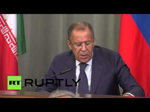 Russia: Moscow hopes Iran nuclear deal will come into force soon, says Lavrov