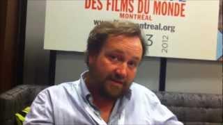 Video Interview avec Xavier Palud pour son film