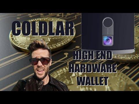 Coldlar Cryptocurrency Wallet