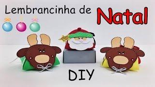 DIY- Lembrancinha fácil e linda para o NATAL