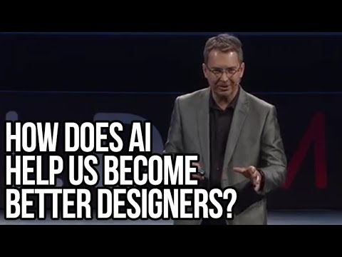 How Does AI Help Us Become Better Designers? | Tom Wujec