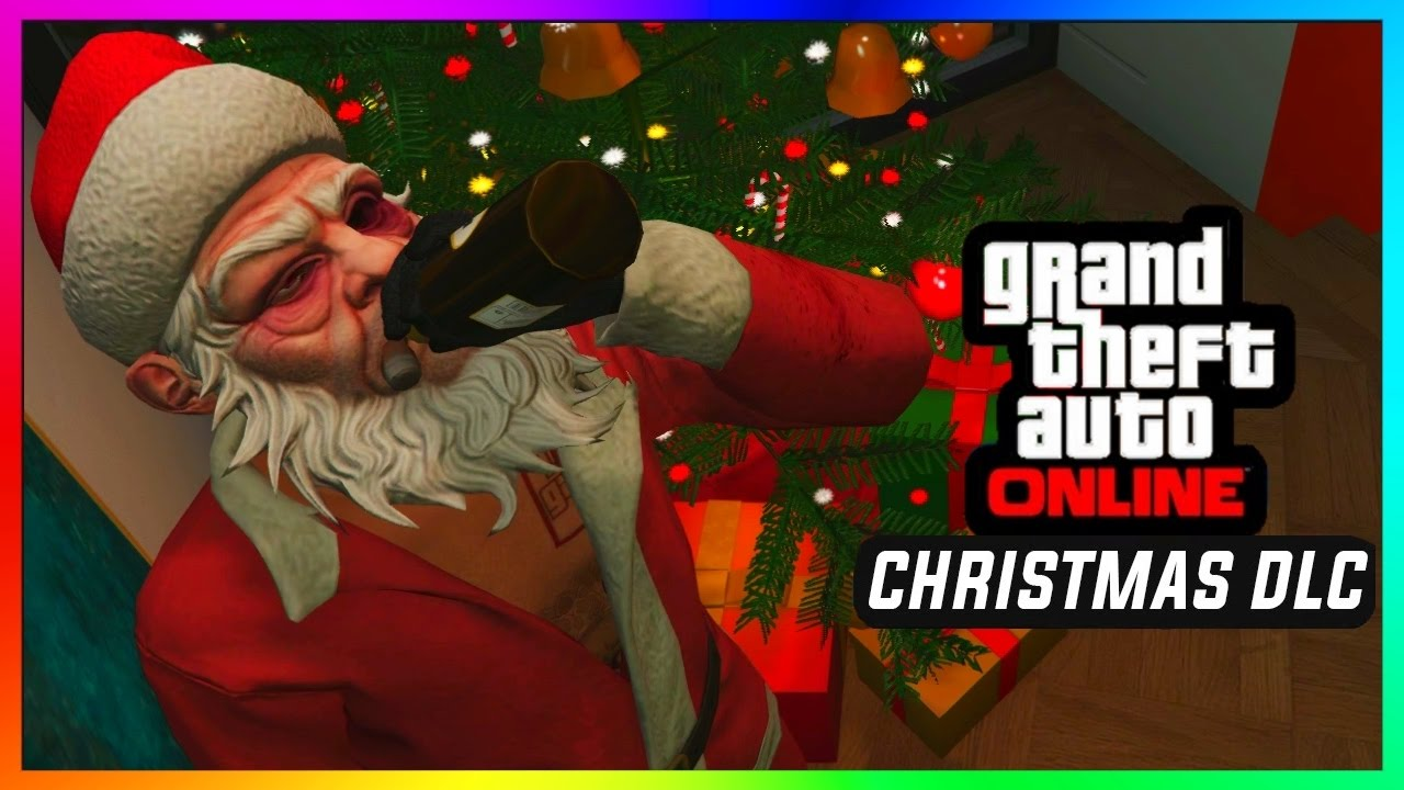 GTA 5 Online - Christmas DLC Update 2017 All Content!!! (Xmas ...