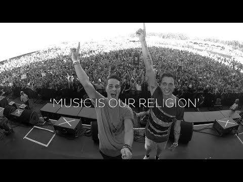 Our story till now - Blasterjaxx Mini Film
