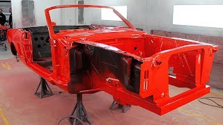 1965 Ford Mustang Convertible Restoration Project