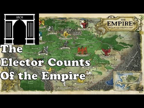 The Elector Counts of the Empire