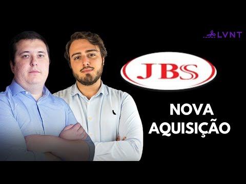 JBS (JBSS3) NOVA