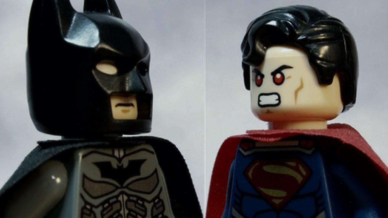 LEGO Batman Vs Superman Epic Battle