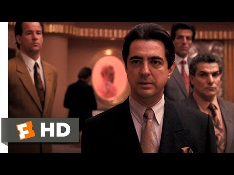 The Godfather: Part 3 410 Movie   Joey Zasa Gets No Respect 1990 HD