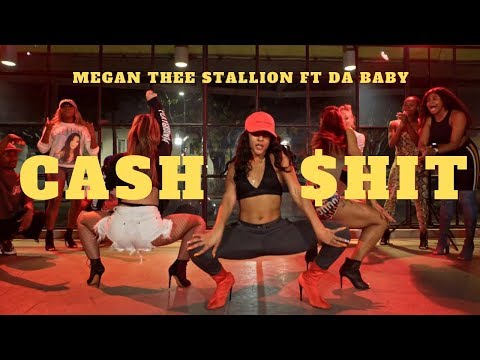 Megan Thee Stallion ft Da Baby | Cash Shit | Creative/  Choreographer Mitchell Kelly #MKSJewels