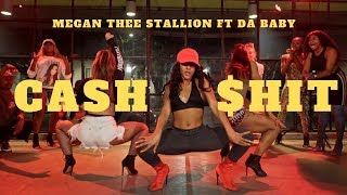Download Megan Thee Stallion ft Da Baby | Cash Shit | Creative/  Choreographer Mitchell Kelly #MKSJewels Mp3 and Videos