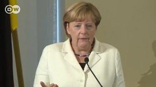 Merkel akiri kuwepo kuwepo makosa katika sera ya wakimbizi