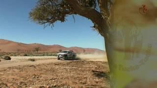 Namibia erleben / Teil 20 - Sossusvlei-Ein Meer aus Dünen
