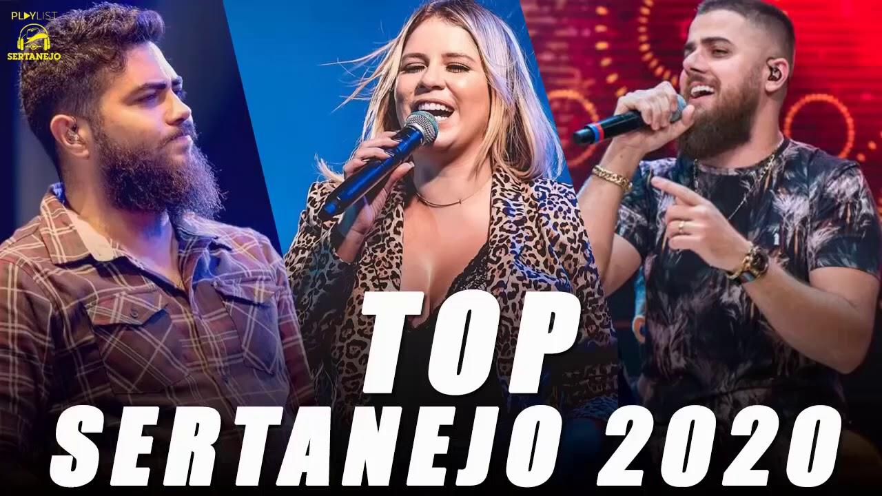 Mix Sertanejo 2020 - Top Sertanejo 2020 Mais Tocadas - As Melhores Musicas Sertanejas 2020