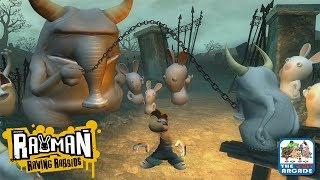 Rayman Raving Rabbids - Gangstas Can Jump... Rope! (Xbox One/360 Gameplay)