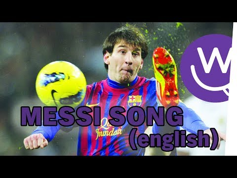 Messi Song (english version)
