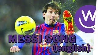 Messi Song (english version)