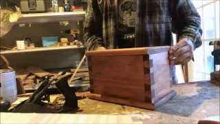Dovetail Tool Box: Hand Tool Style