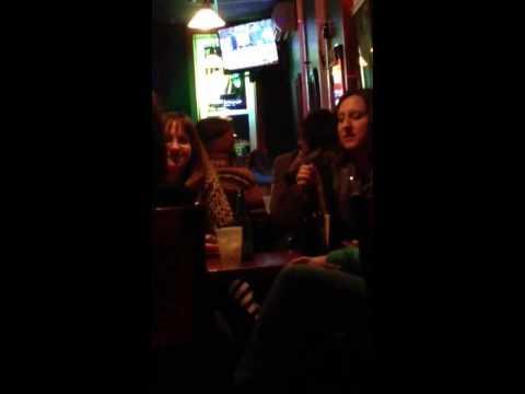 McCauley Culkin at the BIGSHOW karaoke