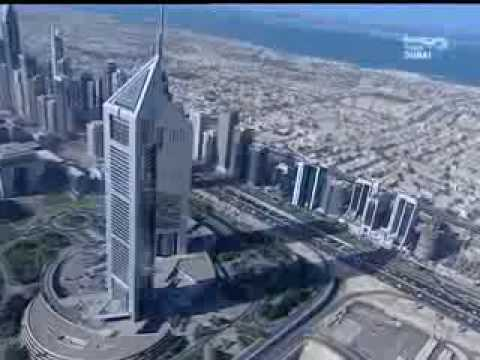 A Report About Dubai Story With Monumental Projects Through The History Flv Youtube