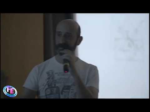 FE Convention UK april 2018 - Darren Nesbit (part 2)