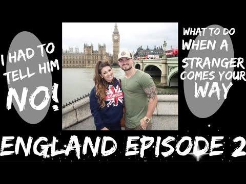 I had to say NO!!! // ENGLAND episode 2
