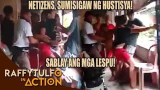 PART 3 | VIRAL VIDEO NG PAMILYANG HINAKOT NG MGA PULIS SA PRESINTO!