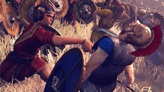 Дочери Марса в Total War: Rome 2 | №1