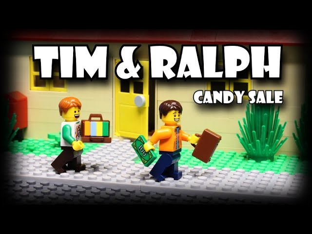Tim and Ralph: Candy Sale (Episode 39)
