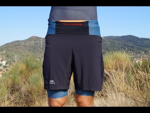 Kalenji Trail Running Shorts Review