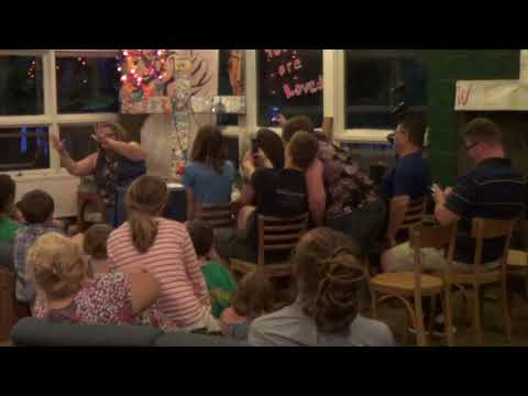 Family Guggenheim 2017 Session 1 Variety Show #5