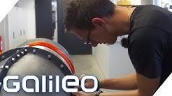Diese Deutschen entwickeln den Hyperloop | Galileo | ProSieben