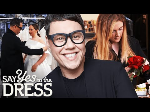 Gok's Wisdom: You Can Always Customise Your Wedding Dress | Say Yes To The Dress Lancashire