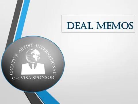 O1 visa deal memos youtube o1 visa deal memos spiritdancerdesigns Gallery