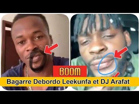 Bagarre En Debordo Leekunfa Et DJ Arafat à Ferrari La Version De Debo