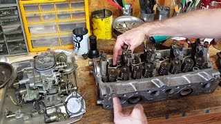 Honda CVCC Carburetion and Cylinder Head Design Explained